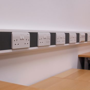 electrical sockets, cambridge project